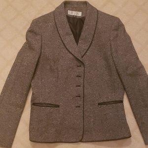 Tahari Jackets & Coats - 2 piece grey suit